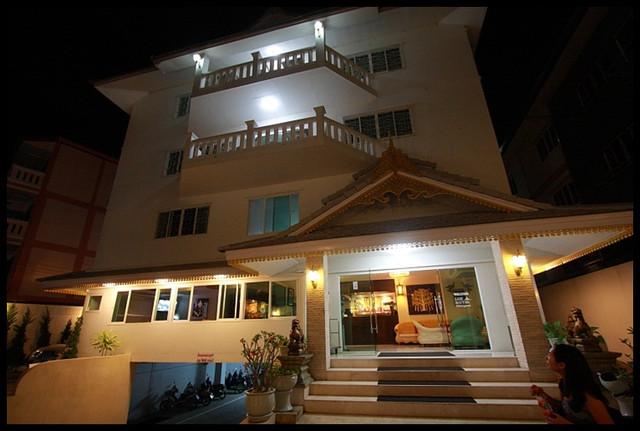 【泰國清邁】LUX HOTEL 便宜又舒適的旅館 @小盛的流浪旅程