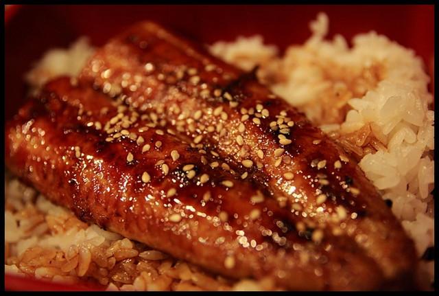 【高雄前金】田川鰻魚飯 風味絕佳的鰻魚風味 @小盛的流浪旅程