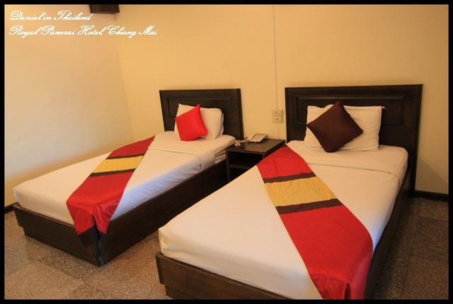【泰國清邁】便宜平價旅館 Royal Panerai Hotel @小盛的流浪旅程