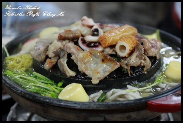 【泰國清邁】再訪Sukonthan Buffet 超過三百道食材只要199B就可以吃到飽 @小盛的流浪旅程