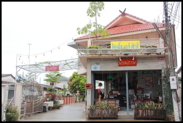【泰國清萊】Mae sai泰北孤軍後裔開設的溫馨旅社Little Bear @小盛的流浪旅程