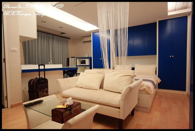 【泰國曼谷】BKK UNIQUE 台灣人開的貼心熱情旅店 @小盛的流浪旅程