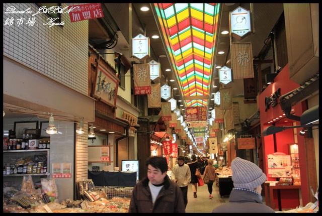 【日本京都】體驗京都傳統市場風情 錦市場 @小盛的流浪旅程