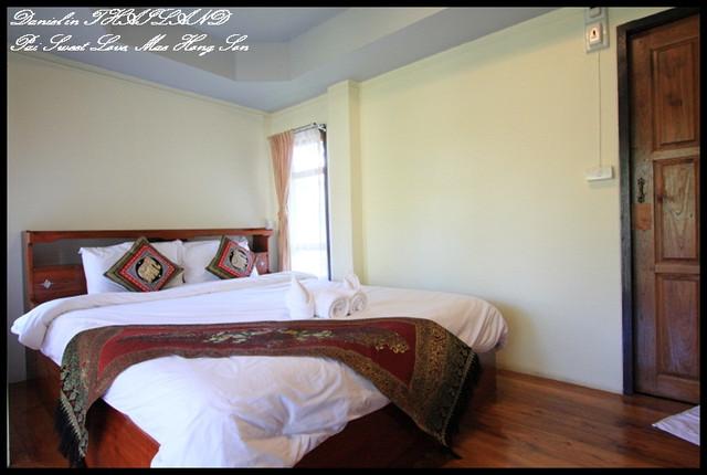 【泰國湄宏順】PAI城中心卻遠離鬧區塵囂的旅店 Pai Sweet Home @小盛的流浪旅程