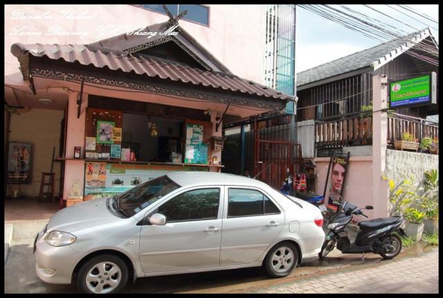 【泰國清邁】Lanna Discovery Guesthouse 極度熱情的溫馨旅店 @小盛的流浪旅程